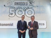 Karsan'a Cirosunu En Çok Artıran İkinci Şirket Ödülü