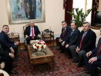 Toplu ulaşım camiası Başbakan ile buluştu