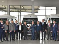 GÜR-SEL Turizm'e 50 adet Mercedes-Benz Sprinter