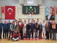 Ford Trucks Helvacıoğlu, Fethiye basketbol takımının sponsoru oldu