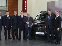 Mercedes-Benz Türk'ten TOFED'e araç desteği