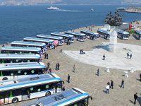 İzmir'i çevreci otobüsler taşıyacak
