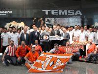 Adanaspor'u TEMSA taşıyacak