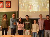 Kaptanlar Kulübü Litvanya'da Araştırma Konusu Oldu