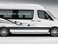 Sprinter Türkiye'nin 38 Şehrini ziyaret etti