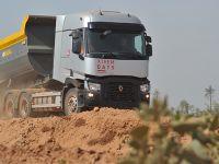 Renault Trucks K XTREM kamyonunu Marakeş'te tanıttı