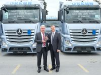 Orkup Group'a 100 adet Actros 1845
