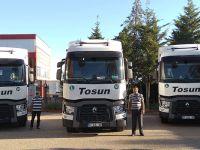 Tosun Ticaret, Renault Trucks ile tüm Türkiye'ye ulaşıyor