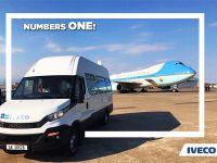 IVECO G7 Zirvesi'nin sürdürülebilir ulaşım ortağı oldu