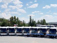 Pamukkale Turizm'e  22 adet MAN Lion's Coach 2+1 VIP