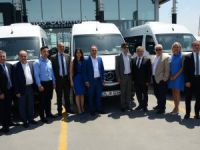 Mercedes-Benz'den Sesli Turizm'e  18 adet Sprinter