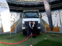 122 Mercedes-Benz Arocs teslim edildi
