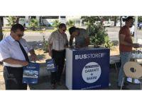 Mercedes-Benz Türk, BusStore ekibi Türkiye'yi geziyor