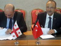 Gürcistan KUKK Toplantısı Batum'da Gerçekleştirildi