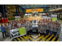 Yılın otomobil ödülü Oyak Renault Fabrikalarında