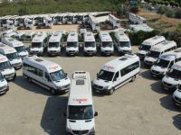 Giray Turizm'e 40 adet Sprinter