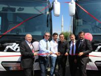 Kayseri'li 8 adet otobüs yatırımı yaptı