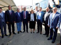 Gaziantep ulaşımında 'Poyraz' esecek