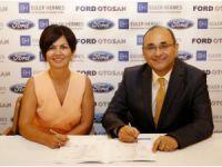 Ford Otosan'dan yeni iş birliği
