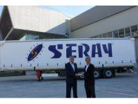 Tırsan'dan Seray Uluslararası Taşımacılık'a rekabetçi çözüm