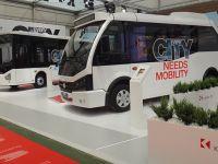 Yerli ve Elektrikli Minibüs