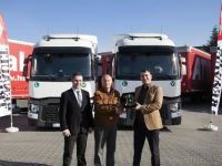 35 adet Renault Trucks çekiciyi filosuna kattı