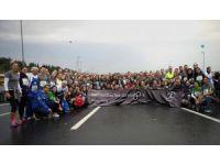 İstanbul Maratonu'nda rekor katılım ile rekor bağış toplandı