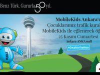 MobileKids Trafik Eğitim Projesi,  Ankara'da