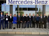 Mercedes-Benz OSD üyelerini ağırladı