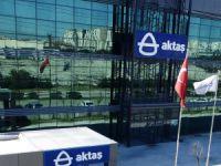 Aktaş Holding AR-GE Merkezi Belgesini aldı