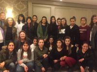 """Mercedes-Benz, Gaziantep'te """"yıldızlarını"""" ziyaret etti"""