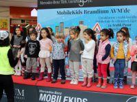 MobileKids Trafik Eğitim Projesi, çocuklarla buluştu