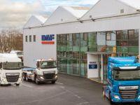 Daf Trucks Paris'te Yeni Bayisini Açıyor
