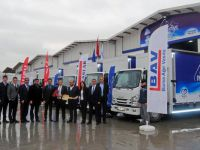 Bursa'ya 16 Isuzu NPR Kamyon