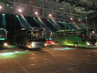 Yenilenen Tourismo otobüsler sektörle buluştu
