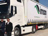 Temsa İş Makinaları, İmsan Group'a 5 Volvo Trucks teslimatı gerçekleştirdi