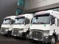 Çekok Gıda filosuna 45 adet  Renault Trucks