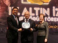 'Altın İz' ödülleri görkemli bir törenle takdim edildi