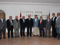 Trabzon TTSO heyeti T.C Batum başkonsolosluğunu ziyaret etti