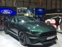 Yeni Ford Mustang Bullınt Beyaz Perdede