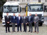 Mercedes-Benz Özbaylar Petrol'eTeslimat