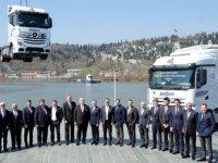 Ekonomiye 50 milyon Avro'luk kamyon desteği
