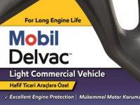 Mobil Delvac'tan Hafif Ticarilere Özel Çözüm!