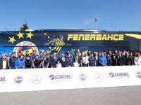 Gürsel Turizm'den Fenerbahçe'ye teslimat