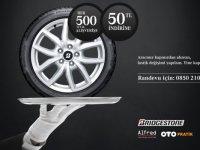 Bridgestone'dan çok özel kampanya