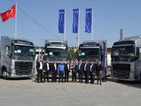 Gökdenizler'in tercihi Volvo Trucks oldu