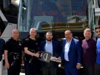 Yeni Lion's Coach'dan 4 teslimat
