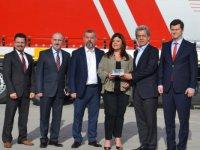 Alışan Logistics, Filotır'dan 85. aracını kiraladı.