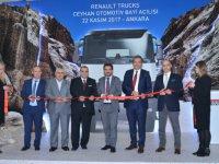 Renault Trucs, Başkent'te güçleniyor