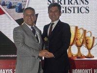 Yılın lojistik şirketi Sertrans Logistics oldu